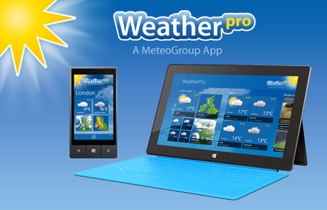 WeatherPro for Windows