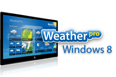 WeatherPro for Windows 8
