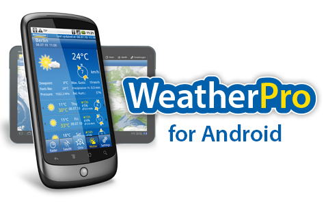 WeatherPro for Android