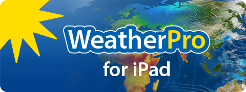 Download WeatherPro for iPad