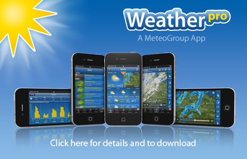 Download WeatherPro for iPhone